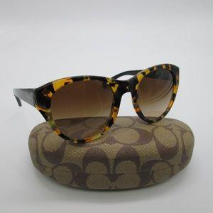 Coach HC8167 Women's Sunglasses/DAL308